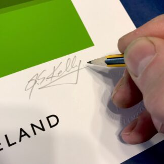 All art prints are stamped and hand-signed by the artist.
