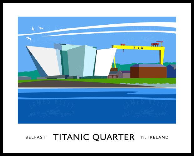 TITANIC QUARTER Belfast
