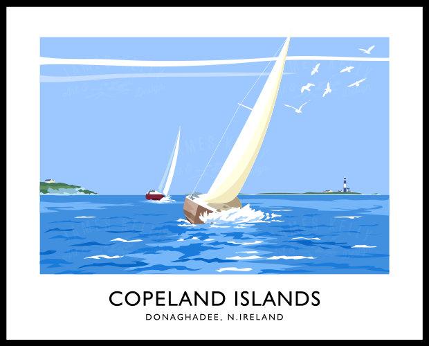 COPELAND ISLANDS Donaghadee
