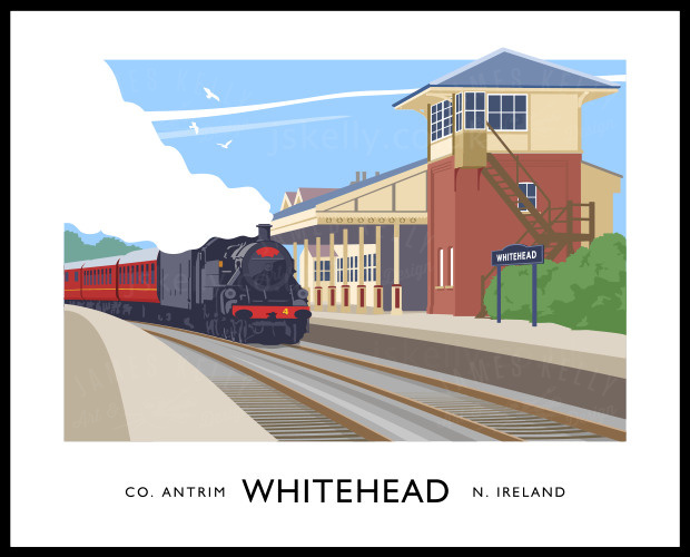 WHITEHEAD (steam train)