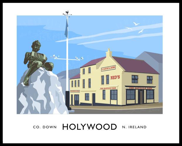 HOLYWOOD (Maypole)