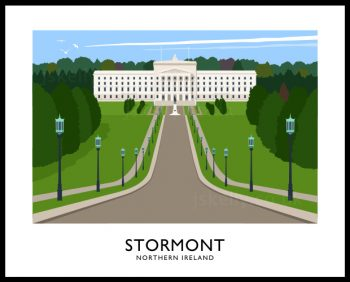 Parliment Buildings at Stormont