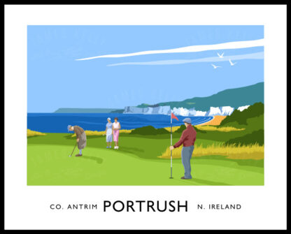 Golf at Royal Portrush