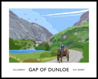 Gap of Dunloe. Killarney