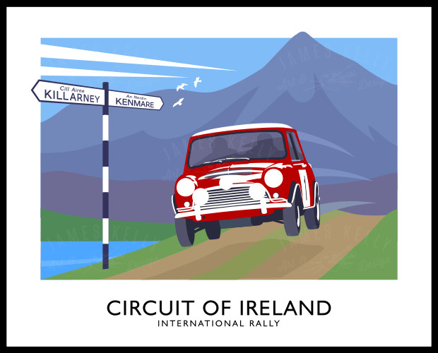 CIRCUIT of IRELAND RALLY