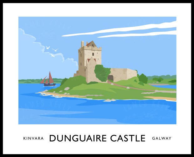 DUNGUAIRE CASTLE KINVARA