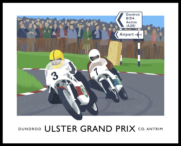 ULSTER GRAND PRIX Dundrod