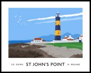 St John's Point Lighthouse