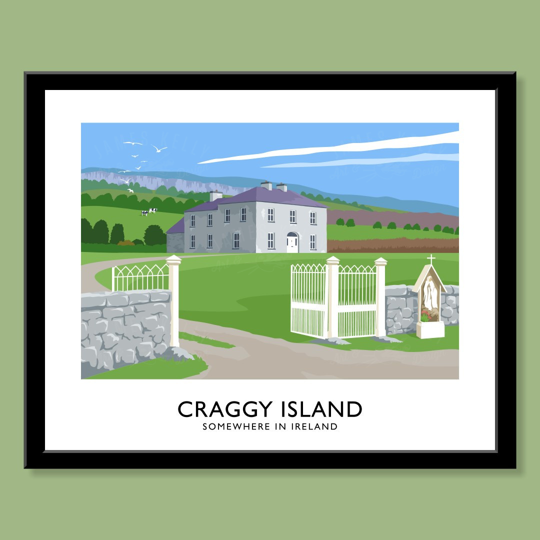 CRAGGY ISLAND (Father Ted)
