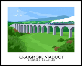 Craigmore Viaduct, Bessbrock, County Down