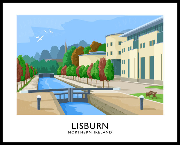LISBURN - ISLAND ARTS CENTRE