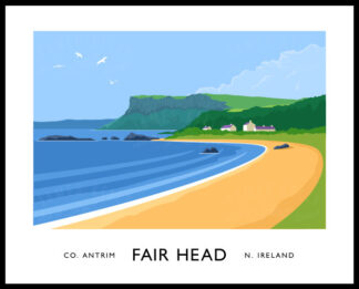 Fair Head, County Antrim