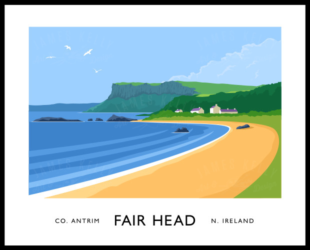 FAIR HEAD BALLYCASTLE