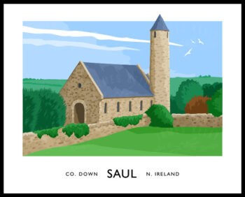 Saul Church, County Down