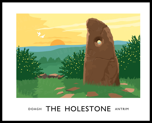 THE HOLESTONE