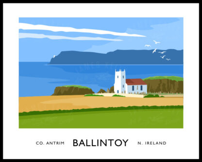 Ballintoy Church