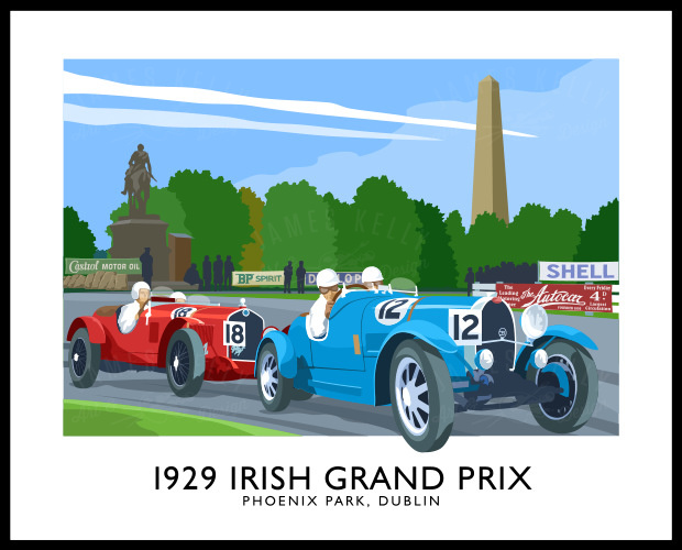 IRISH GRAND PRIX 1929