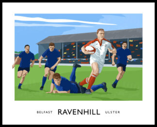 Ravenhill rugby ground
