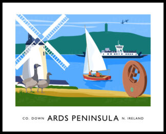 The Ards Peninsula. County Down.