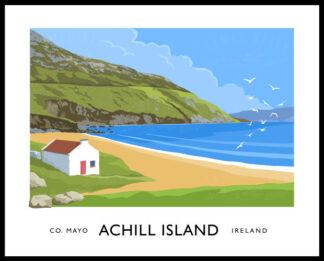 Keem Bay on Achill Island