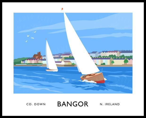 BANGOR SEAFRONT