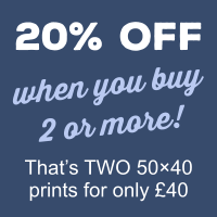 20% off when you purchase 2 or more pictures