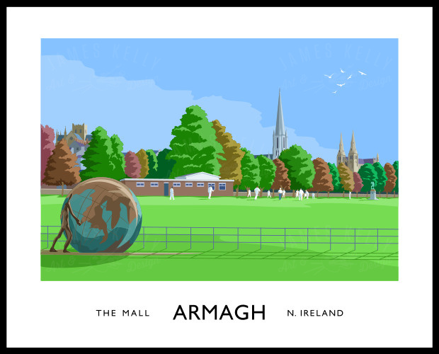 ARMAGH - MALL