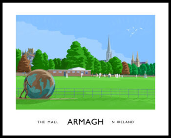 The Mall, Armagh