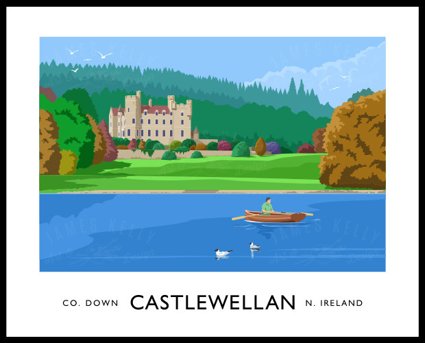 CASTLEWELLAN HOUSE