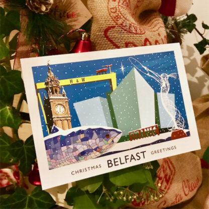 Belfast Christmas Card
