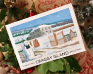Craggy Island (Father Ted) Christmas Cards