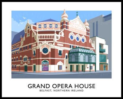 Grand Opera Gouse, Belfast