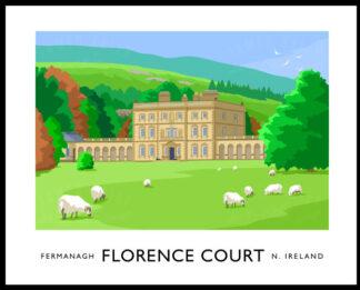 Florence Court, Enniskillen
