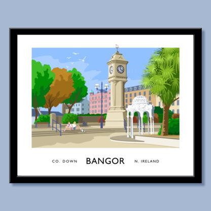 The McKee Clock Arena, Bangor County Down.
