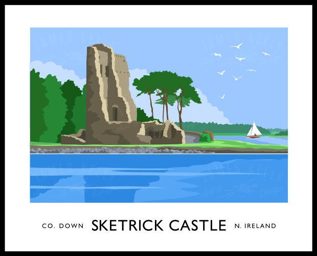 SKETRICK CASTLE