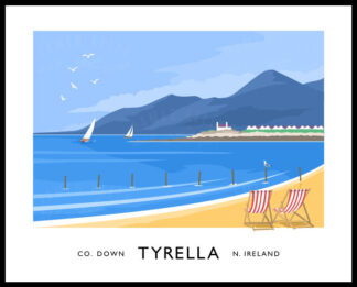 Tyrella Beach, County Down