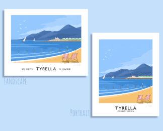 Tyrella Beach, County Down