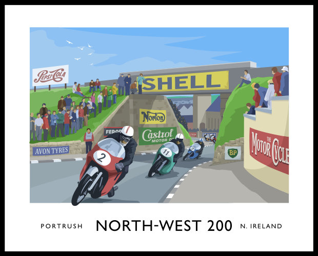 North-West 200 Portrush