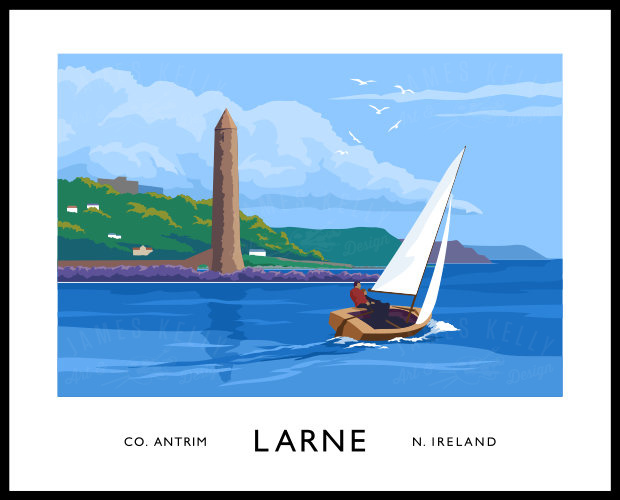 LARNE (Chaine Tower)