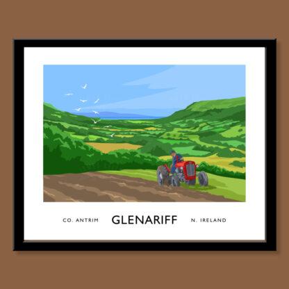 Glenariff in the Glens of Antrim