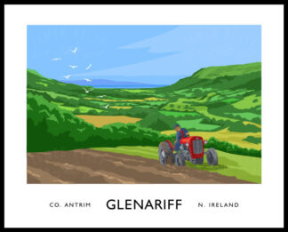 Glenariff in the Glens of Antrim