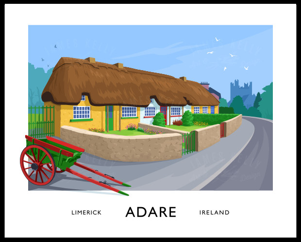 ADARE - Thatched Cottages